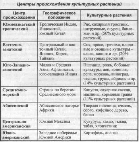 tsentryi-proishozhdeniya-kulturnyih-rasteniy